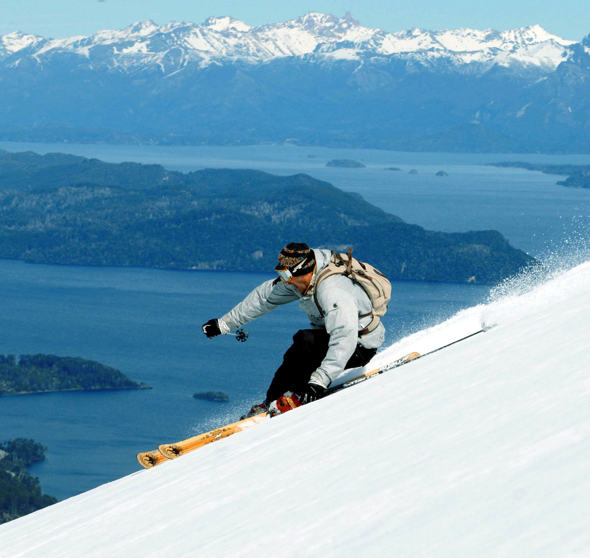 turismochile-esqui