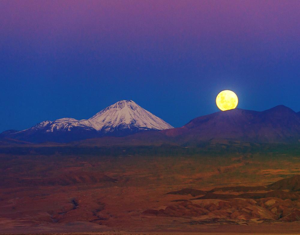 Valle de la Luna - Turismo Chile