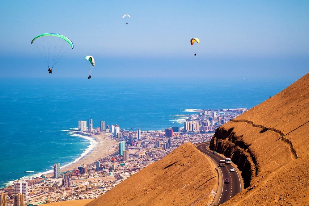 How To Get To Iquique Turismo Chile